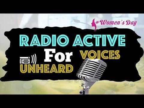 """#International women's day: """"Winning hertz""""; Radio Active working for Bengaluru's marginalised"""