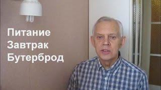 Питание Завтрак бутерброд кофе чай Alexander Zakurdaev