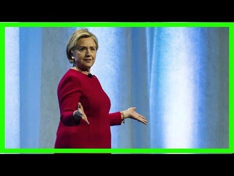 Hillary clinton calls for
