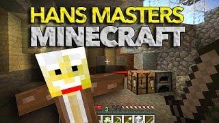 Hans Masters Minecraft