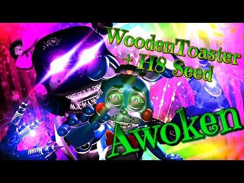SFM| The Desire Of Freedom | (MLP/CreepyPasta song) Awoken - WoodenToaster + H8 Seed