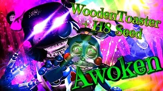 Repeat youtube video SFM| The Desire Of Freedom | (MLP/CreepyPasta song) Awoken - WoodenToaster + H8 Seed