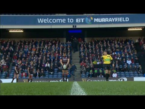 Guinness PRO14 highlights: Edinburgh Rugby vs Ulster