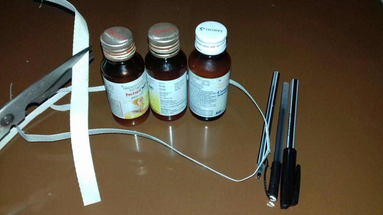 Best Craft Idea Best Out Of Waste Waste Medicine Bottle Plastic