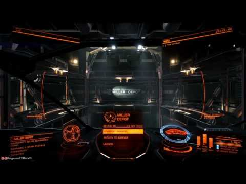 Elite Dangerous - OMG we can transfer ship now to other stations.