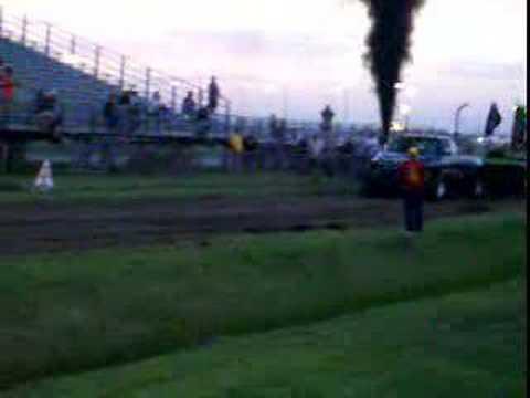 Outlaw diesel racing ass