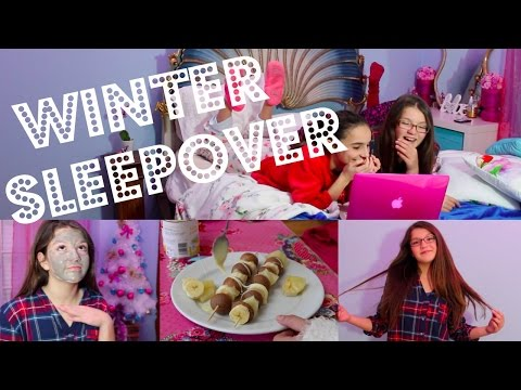 Fun Things To Do At A Sleepover - Food, Activities and More!