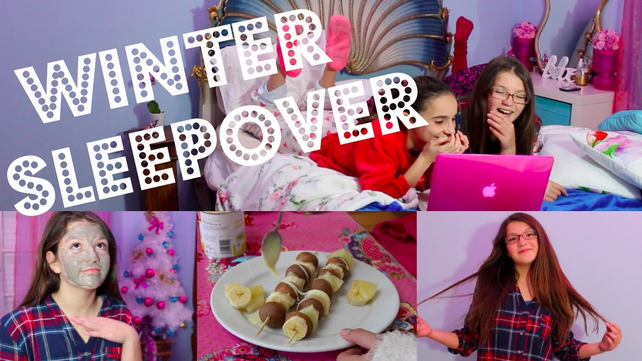 What To Do At A Teen Sleepover 70