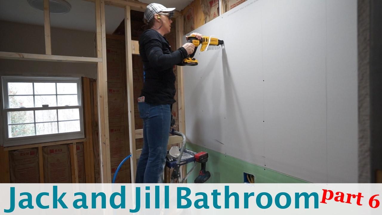 Jack And Jill Bathroom Remodel
