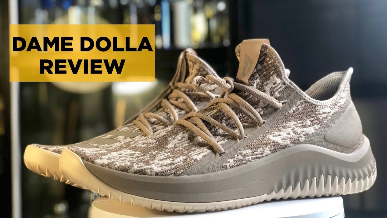 buy online 02032 88cd1 adidas DAME DOLLA Review (And a Pair of Sneakers I Regret Buying)