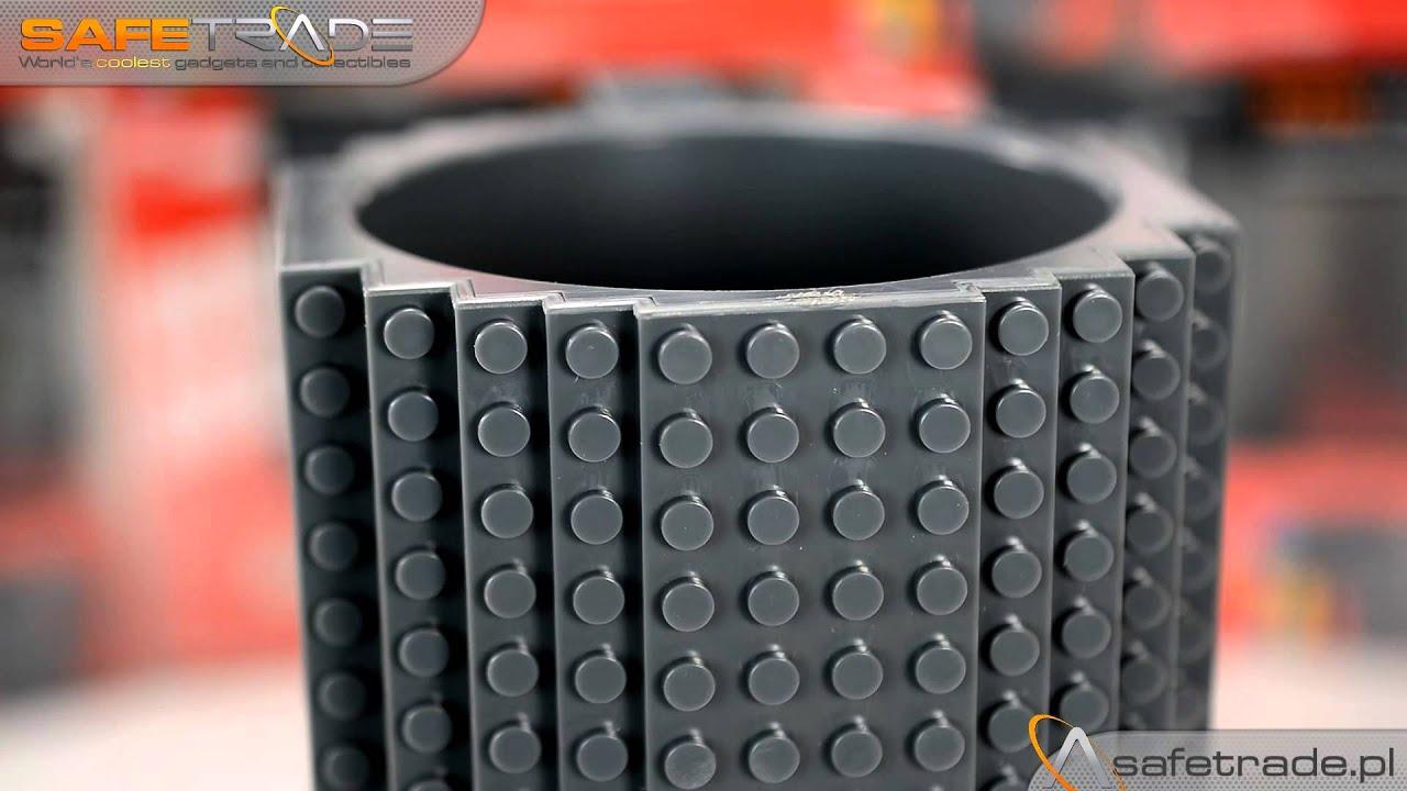 Build On Brick Mug Kubek Lego Do Zabudowania Klockami Www