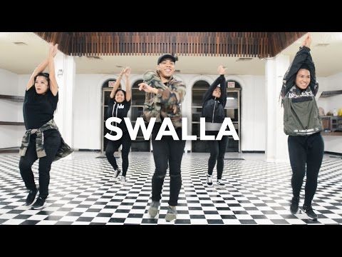 Thumbnail: Swalla - Jason Derulo & Nicki Minaj (Dance Video) | @besperon Choreography