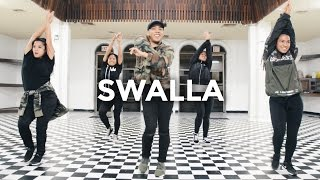 Swalla - Jason Derulo & Nicki Minaj (Dance Video) | @besperon Choreography