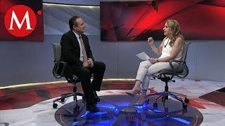 Alberto Uribe Camacho, Dir de la Coordinación Política SRE | Milenio Negocios
