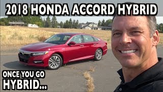 Must See: 2018 Honda Accord Hybrid on Everyman Driver