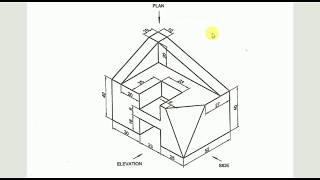 Engineering Drawing Model Question 2019 All Trade || Engineering Drawing ||