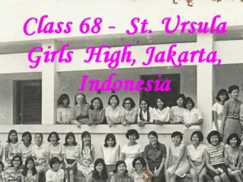 Tiada SeIndah Kini - For the Girls of St. Ursula Class of 1968 - From Enny