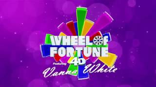 Wheel of Fortune 4D featuring Vanna White Video Slots by IGT- Product Video