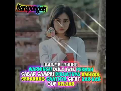 Quotes Ambyar Ambyar Bar Bar Youtube