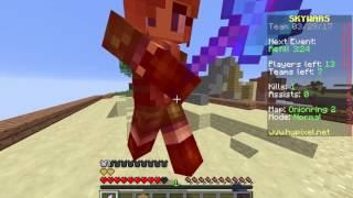 Minecraft Skywars #6 w/ AntteMcPvP