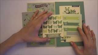 как сделать закладку из открытки