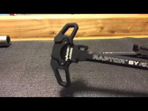 Ar15 ambidextrous charge handle comparison Rainer Arms/Brav