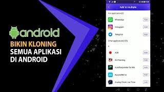 Aplikasi Kloning Yang Ringan Dan Tanpa Iklan Di Android Youtube