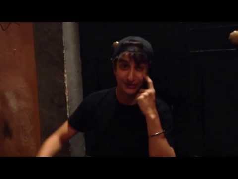 Tony M X Dj Dott : Freestyle Rome 2013