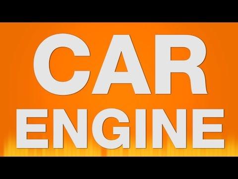 Car Engine SOUND EFFECT - Motor Diesel Start Idle Stop Shut Off Truck SOUND
