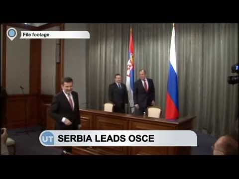 Serbia Leads OSCE: Observer role in east Ukraine conflict of paramount importance