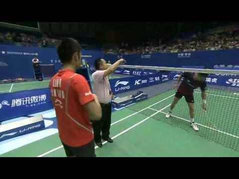 Thomas Cup 2010 Sho Sasaki vs Simon Santoso Mens Singles Semi Final 5/13 from YouTube · Duration:  4 minutes 59 seconds