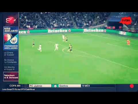 Tottenham vs Borussia Dortmund 3-1 resumen del partido(CHAMPIONS)