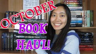 October Book Haul 2014! Thumbnail