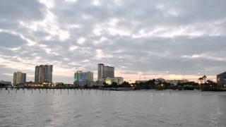 Pensacola Beach Christmas Morning