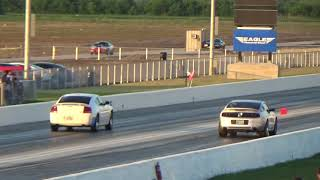 That time Casper in the white Charger got the best of the silver Mustang at XRP on Strip or Street. thumbnail