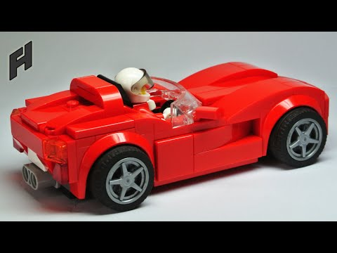Dodge Viper Lego Building Blocks Youtube
