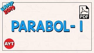 Parabol - 1  AYT Matematik