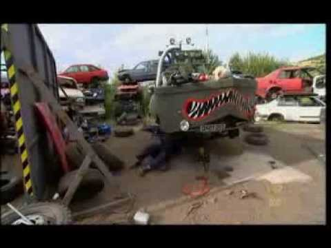 Scrapheap Challenge   The Scrappy Races   3   Off Roading