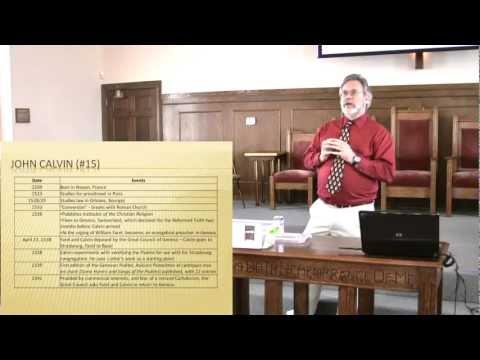 Christian Music Influences: John Calvin (#15)
