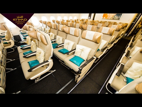 First Etihad A380 Economy Review! - Etihad Airways 11 Abu Dhabi to London onboard the A380