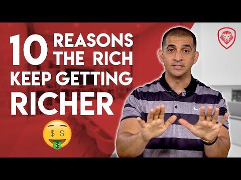 Why the Rich Get Richer