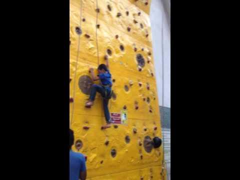 Rock Climbing @ IMAX