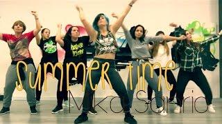SUMMER TIME- VYBZ KARTEL| Mika Sanrio