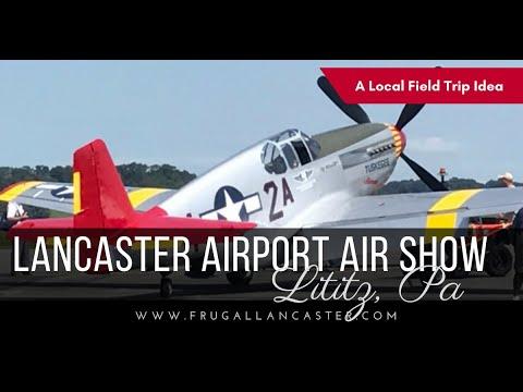 Lancaster Airport Community Air Show