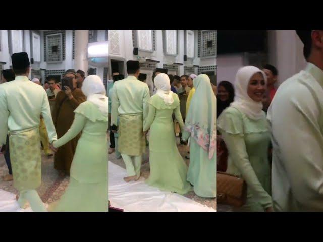 Image result for Alhamdulillah Ramai Anak-beranak Fattah Pakai Tudung Labuh,Fazura Memang Buat Pilihan Yang Tepat