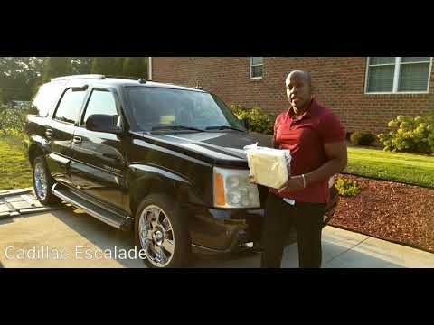 Cadillac Engine Air Filter Replacement – How to DIY Replace in Cadillac Escalde