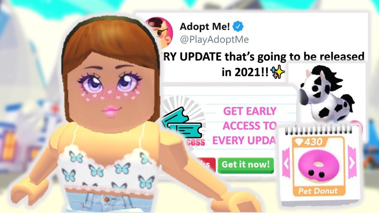 Easter Update Adopt Me 2021