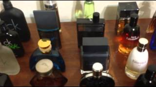 MY FRAGRANCE COLLECTION AS OF 2016