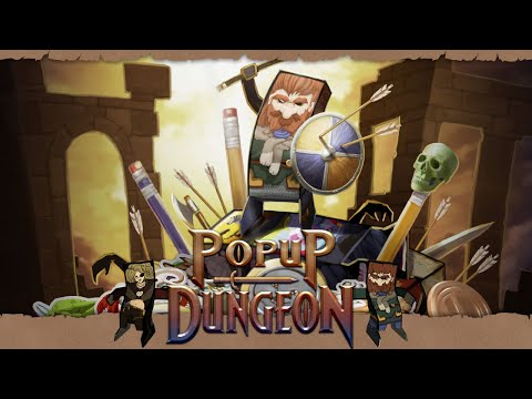 Popup Dungeon - First Fifteen Minutes |