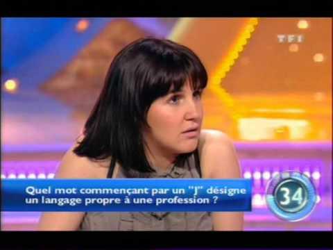 9 Juillet 2009 1/Aurélie Sur L'émission Attention à La Marche